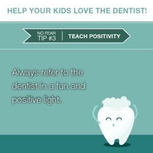Kids LOVE the Dentist Graphic