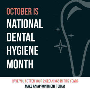 Scottsdale Dentist Hygiene Month