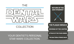 Star Wars Dental Infographic