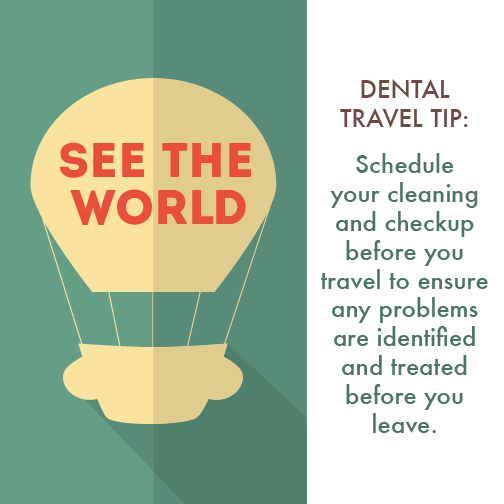 Dentist Dental Travel Tips