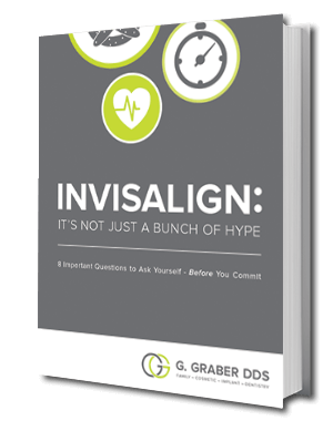ebook talking about invisalign from dr. graber dentist in scottsdale az
