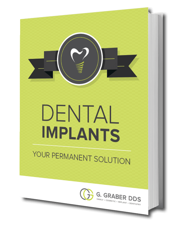 Preview of our FREE Ebook with additionla information about dental impnats in North Scottsdale